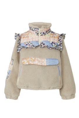 Sydney Faux Shearling Jacket by Sea New York