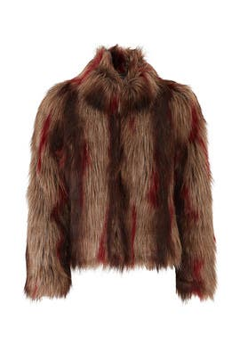 Faux Fur Delish Jacket by Unreal Fur
