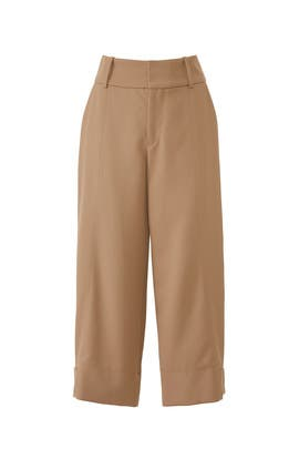 Adjustable Button Trousers by See by Chloe