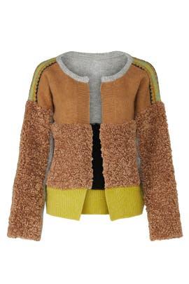 Multi Patchwork Jacket by sita murt