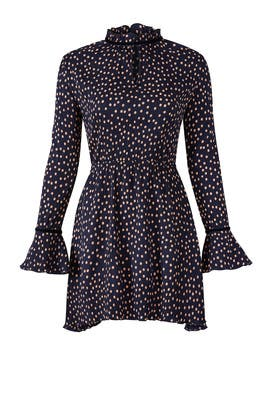 Atlanta Polka Dot Dress by The Fifth Label