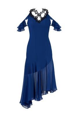 Laced Strap Larissa Dress by UnitedWood