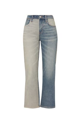 Two Tone Vanessa Jeans by Current/Elliott