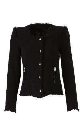 Tweed Shavani Jacket by Iro