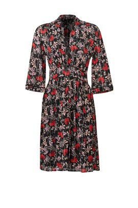 Floral Eden Dress by ba&sh