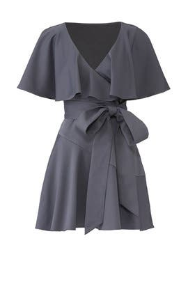 Metallic Haven Dress by ELLIATT