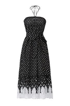 Polka Dot Emery Dress by Miguelina