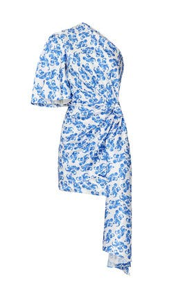 Printed Marcie Dress by Solace London