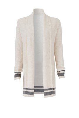 Striped Hank Cardigan by cupcakes and cashmere