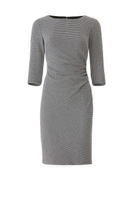 Gingham Cierra Dress by Lauren Ralph Lauren