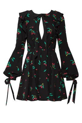 Black Cherry Dress by Philosophy di Lorenzo Serafini