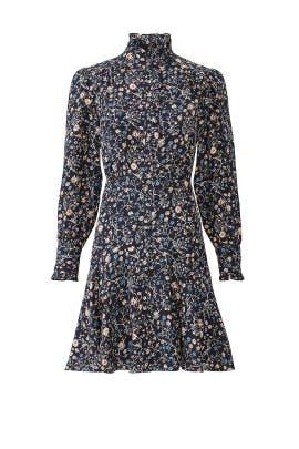 Long Sleeve Vivianna Dress by Rebecca Taylor