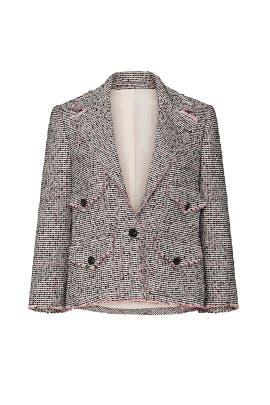 Josie Tweed Jacket by Rebecca Taylor
