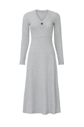 Grey Tonal Dress by The Fifth Label