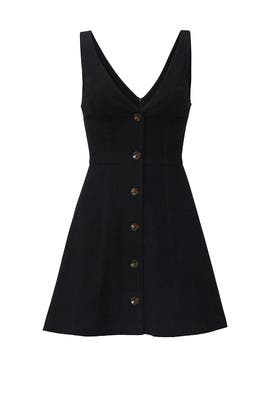 Black Salut Dress by Bec & Bridge