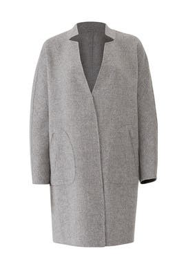 Grey Camden Coat by Charli
