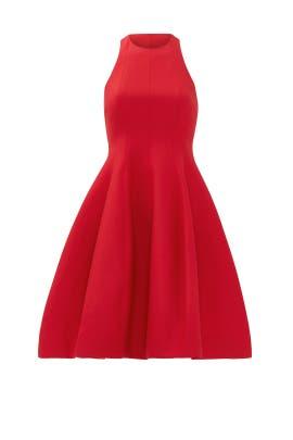 bdb23ea9670 Halston Heritage. Read Reviews. Red Carmine Dress