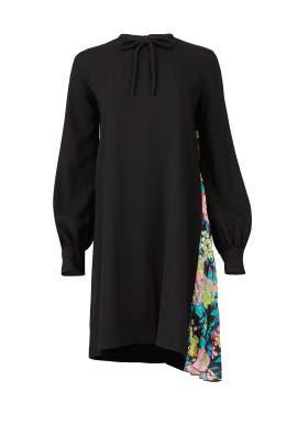 8cdc7d764e98 Floral Pleat Dress by MSGM