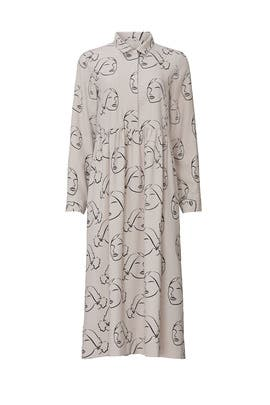 Easy Midi Dress by The Odells