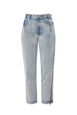 Zippered Jeans by 3.1 Phillip Lim