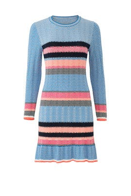 Beta Knit Dress by Tanya Taylor