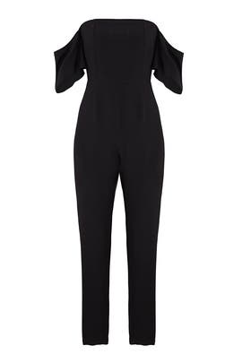Skinny Leg Jumpsuit by cupcakes and cashmere