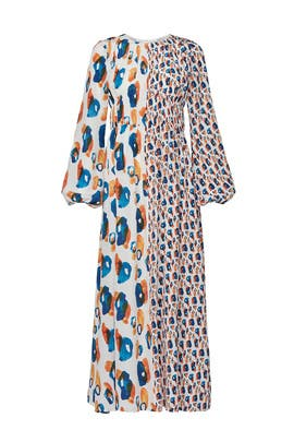 Double Printed Maxi by Jason Wu