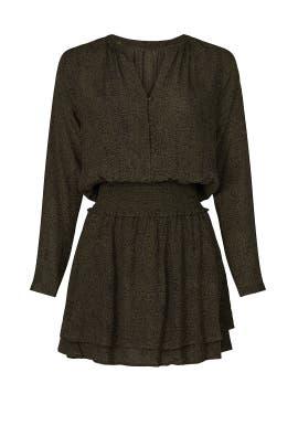 Jasmine Green Dress by Rails