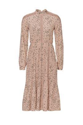 High Neck Midi Dress by VERO MODA