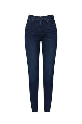 Hay High Rise Skinny Jeans by Madewell