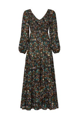 Paisley Brooke Dress by Rixo London