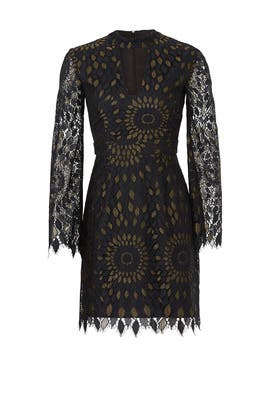 Central Lace Dress by Trina Turk