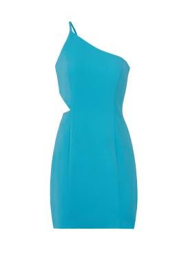 Blue Samwell Dress by Jay Godfrey