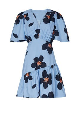 Grand Flora Dress by kate spade new york