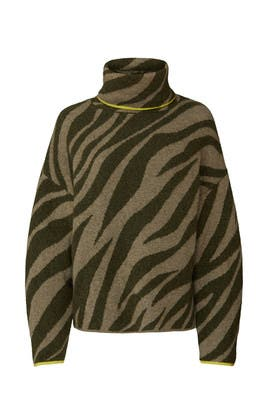 Kiki Funnel Neck Sweater by rag & bone