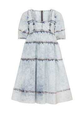 Devi Dress by Ulla Johnson