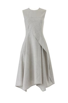 Grey Suiting Dress by ADEAM
