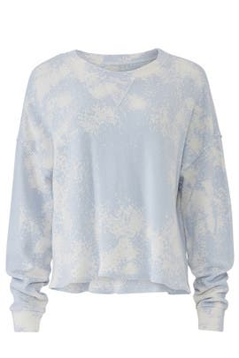 Sea Spray Active Treatment Pullover by Splendid