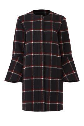 Hewes Flare Sleeve Coat by BB Dakota