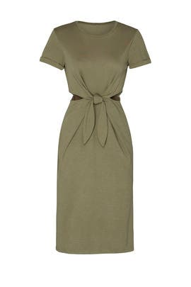 Olive Anika Dress by HEARTLOOM