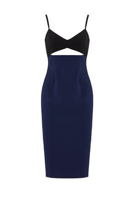 Midnight Cutout Sheath by Jill Jill Stuart