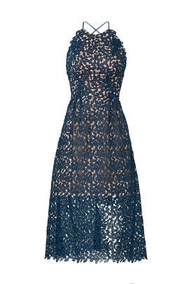 Blue Opal Lace Dress by Slate & Willow