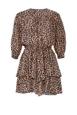Rooka Leo Dress by Zadig & Voltaire