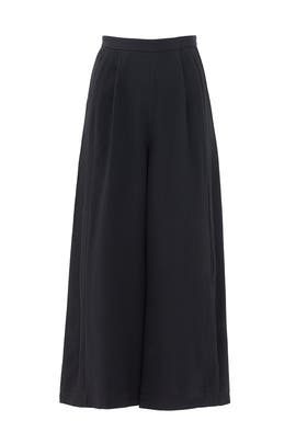 Black Wide Leg Pants by Proenza Schouler