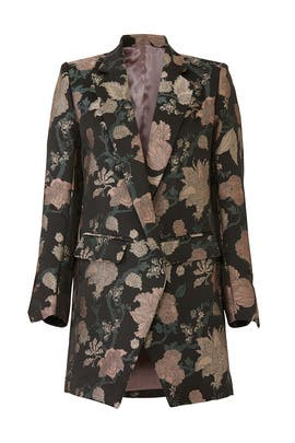 Floral Gyld Jacket by Sosken