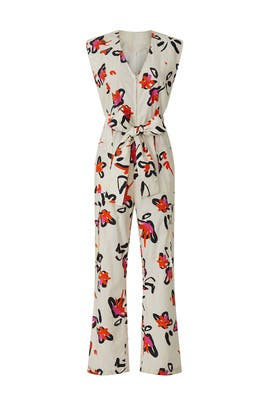 Margot Jumpsuit by Tanya Taylor
