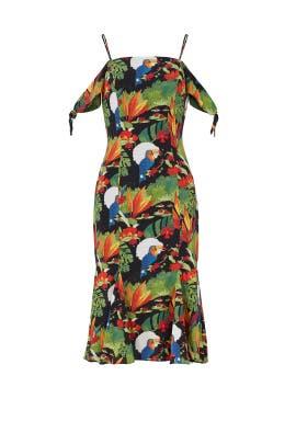 Printed Ipanema Dress by Bailey 44