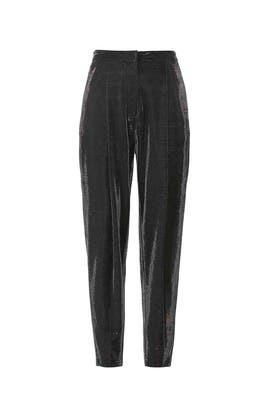 Metallic Easton Pants by Habitual