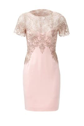 Blush Buckingham Sheath by Marchesa Notte