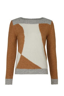 Tricolor Sweater by sita murt
